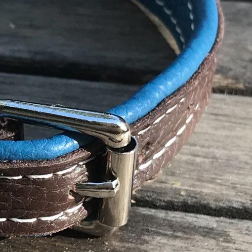 Colliers et laisses pour chiens en cuir de luxe chiot