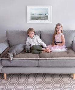 CANAPE TOPPER Le moyen idéal pour protéger votre canapé, tout en ajoutant de la couleur et du style à votre espace de vie!